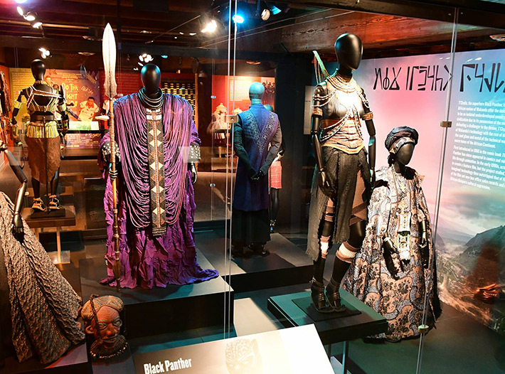 Heinz History Center hosted Ruth E. Carter costume exhibits