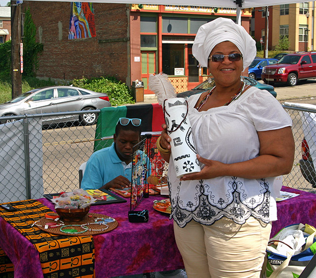 Ujamaa Collective in Pittsburgh