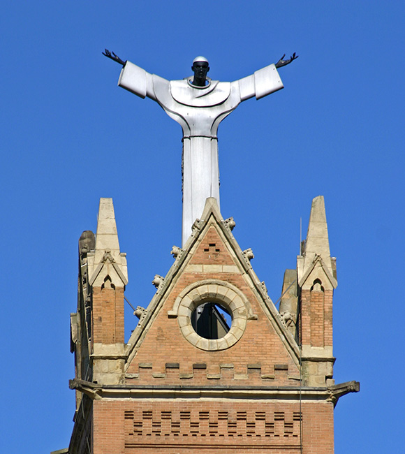 St. Benedict The Moor monument, Pittsburgh Heritage Sites