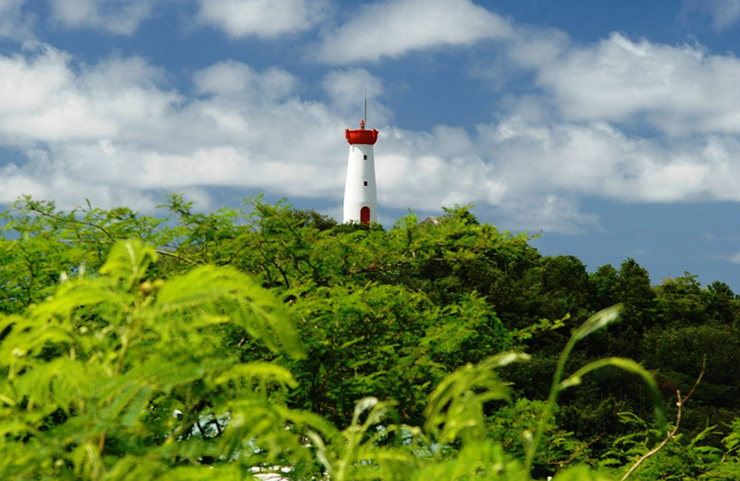 Gustavia Lighthouse in St. Barths History