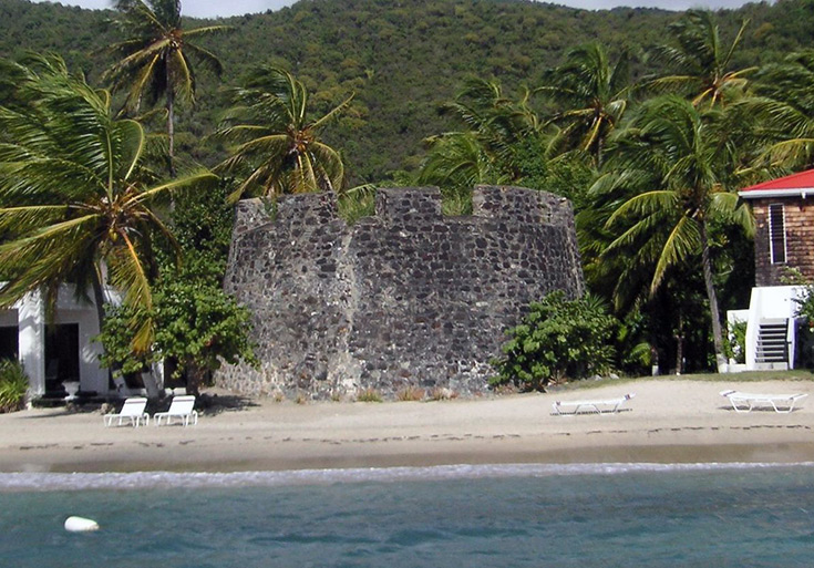 Fort Recovery, Tortola