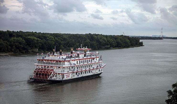 Georgia Queen, Savannah Trivia