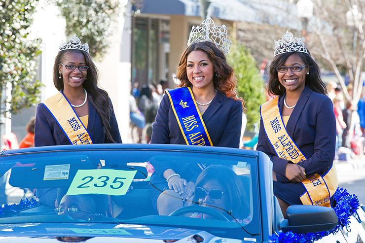 Savannah Events, MLK Parade beauties