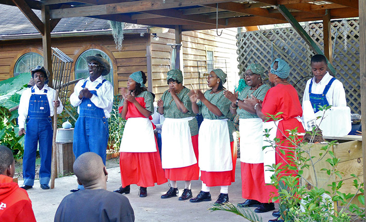 Gullah-Geechie Suger Cane Ceremony, Savannah Cultural Sites