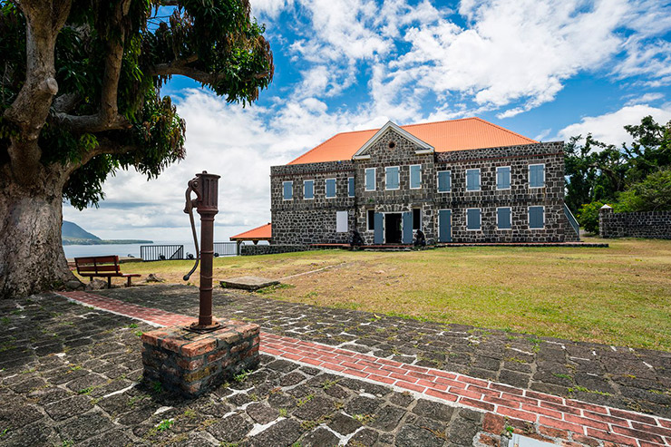 Fort Shirley, Dominica Attractions