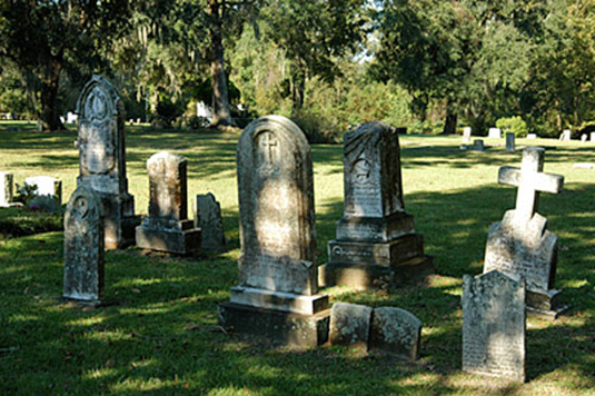 Black Heritage Cemetery, Savannah Heritage Sites