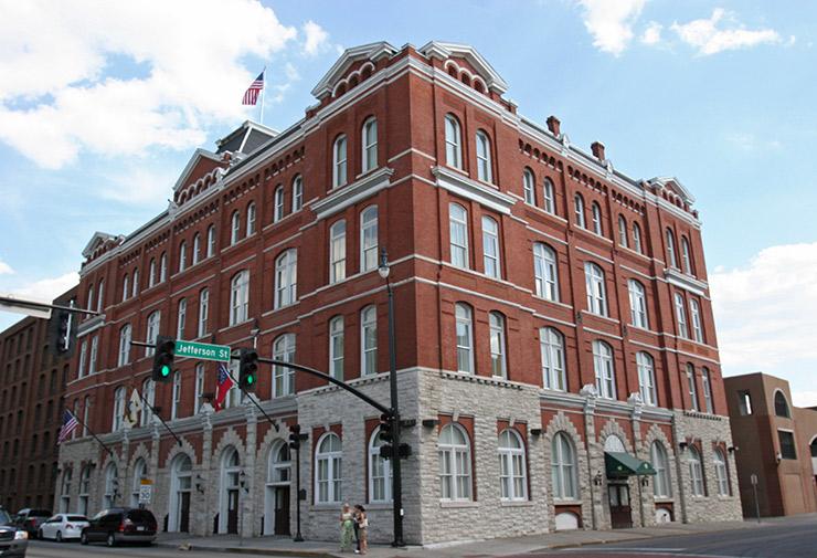 Hotel Indigo, Savannah Hotels