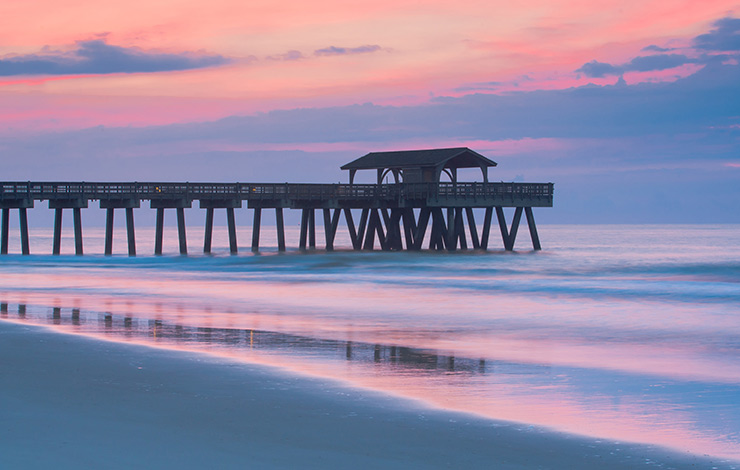 Tybee Island Pier, Savannah Family Attractions