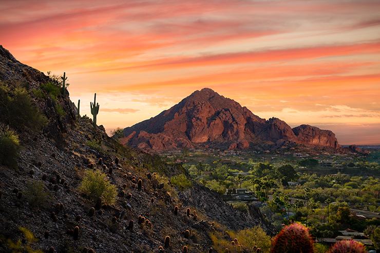 Camelback Mountain, Phoenix General Attractions