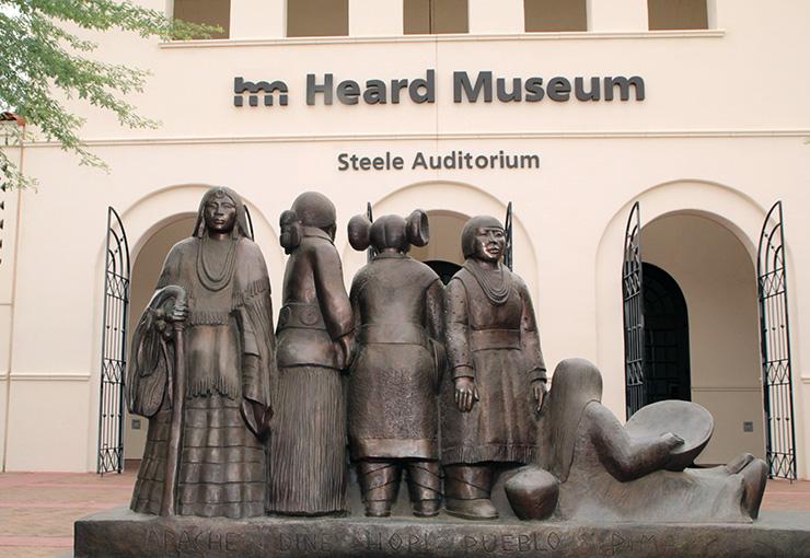 Heard Museum, Phoenix Arts