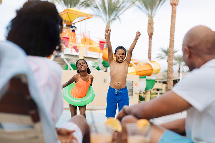 Holiday Inn Club Vacations, Phoenix Family Attractions
