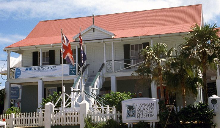 Cayman Islands National Museum, Grand Cayman Island History