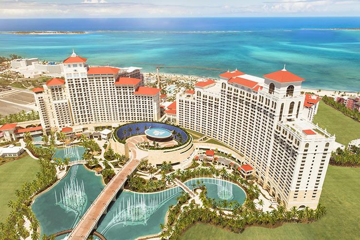 Baha Mar Hotel, Nassau Hotels