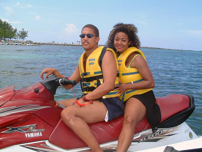 Jetskiers, Nassau Watersports
