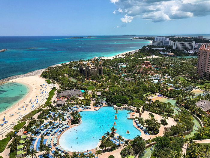 Aquaventures at Atlantis, Nassau Attractions