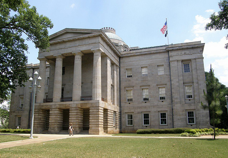 North Carolina State Capitol, Raleigh General Attractions