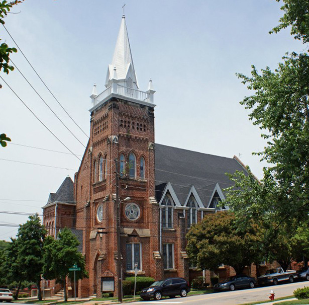 St. Paul AME Church, Raleigh Places of Worship