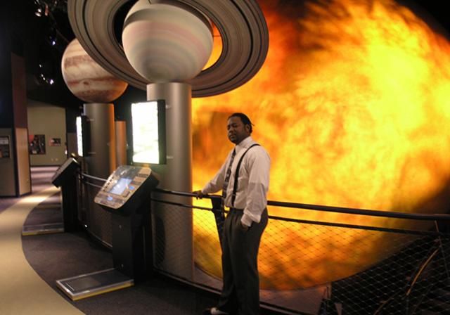 Sci-Port Planetarium, Shreveport Family Attractions