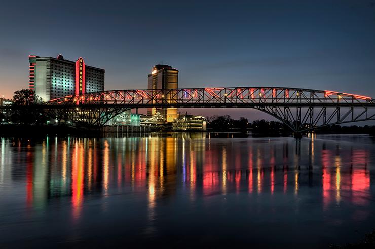 Texas Street Bridge, Shreveport