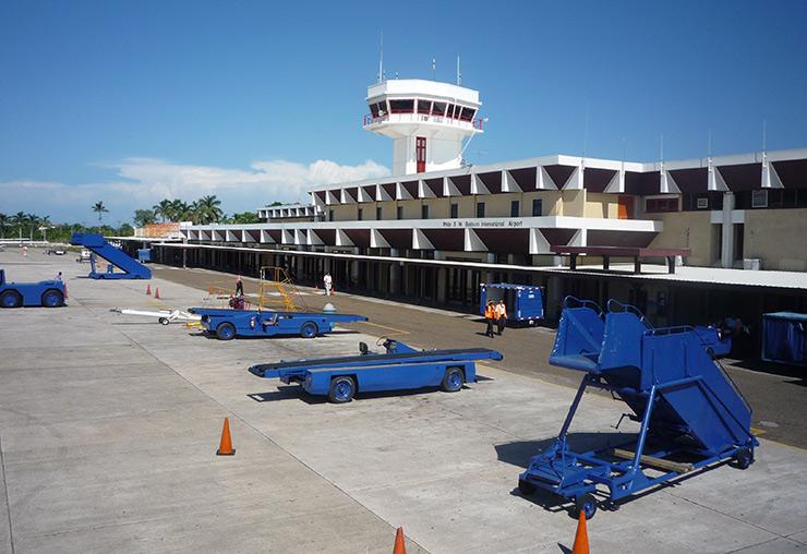 PGIA Airport, Belize Transportation