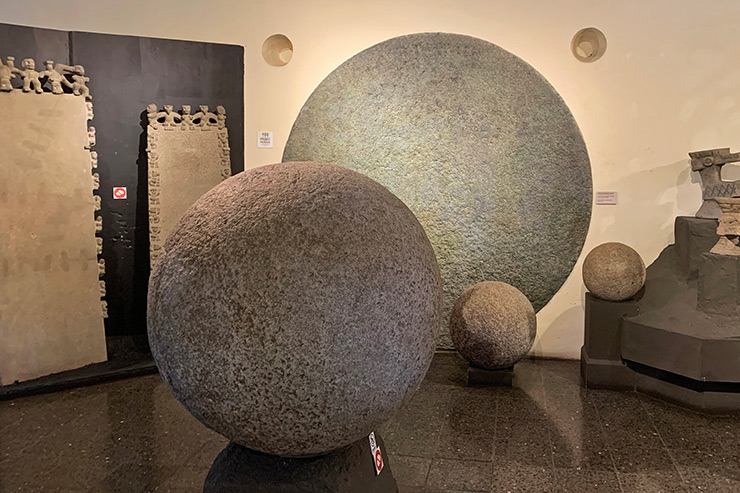 Ancient discuss spheres, Costa Rica History
