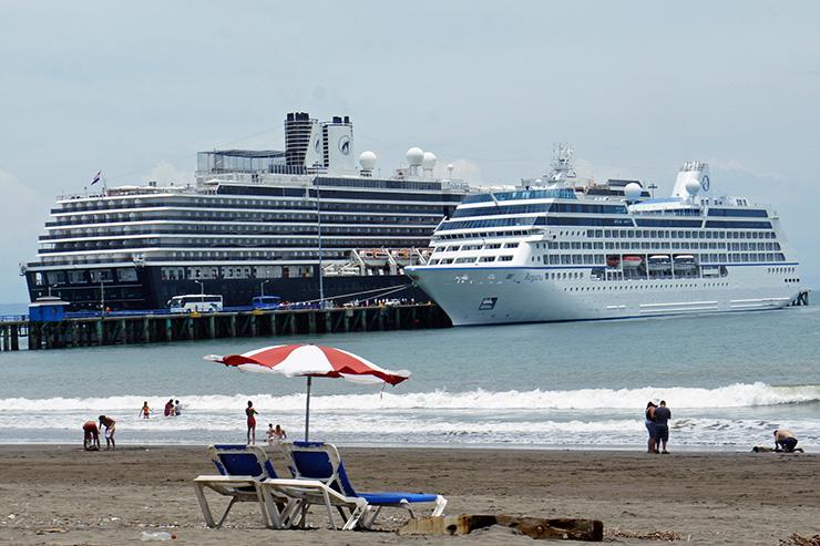 Puntarenas cruise port, Costa Rica Transportation