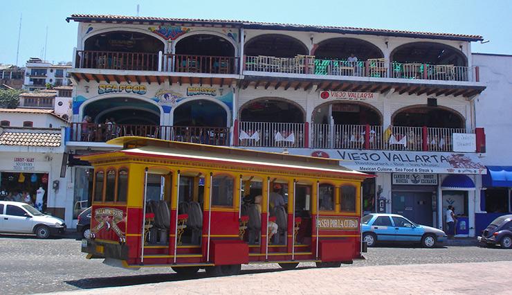Old Town Trolley, Puerto Vallarta Transportation
