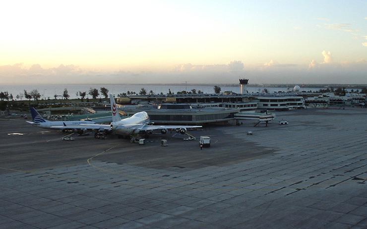 Las Americas Airport, Santo Domingo Transportation