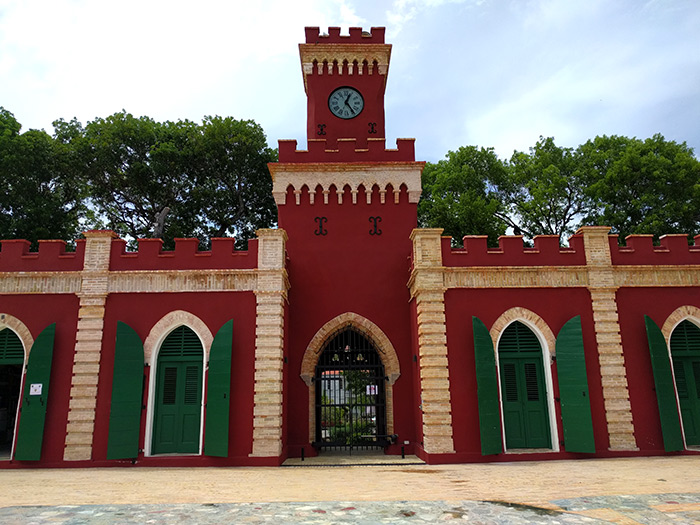 Fort Christian, St. Thomas Attractions