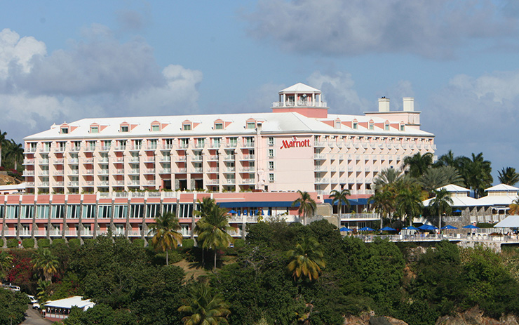 St. Thomas Hotels