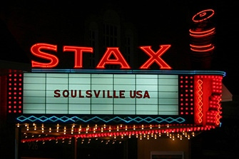 Origins of Black Music - STAX