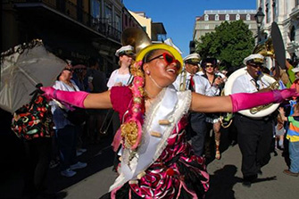 New Orleans Mardi Gras Photos