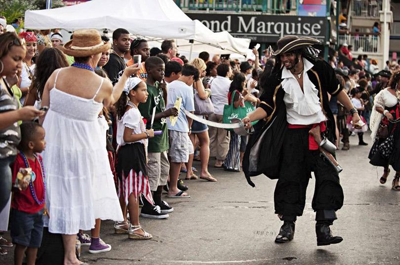 Pirate Week celebrated on Grand Cayman Island