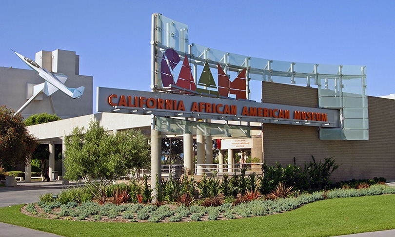 California African American Museum, Los Angeles