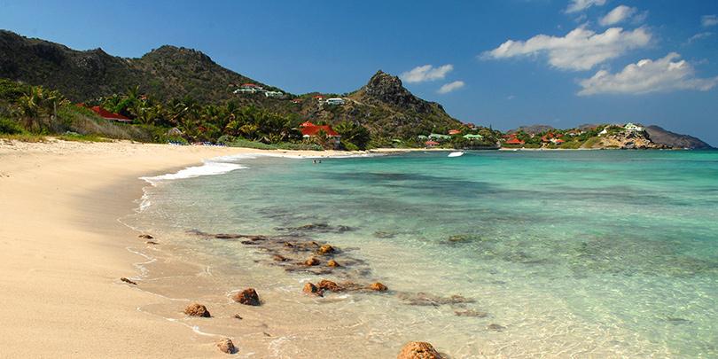 Anse des Cayes Beach, St. Barths