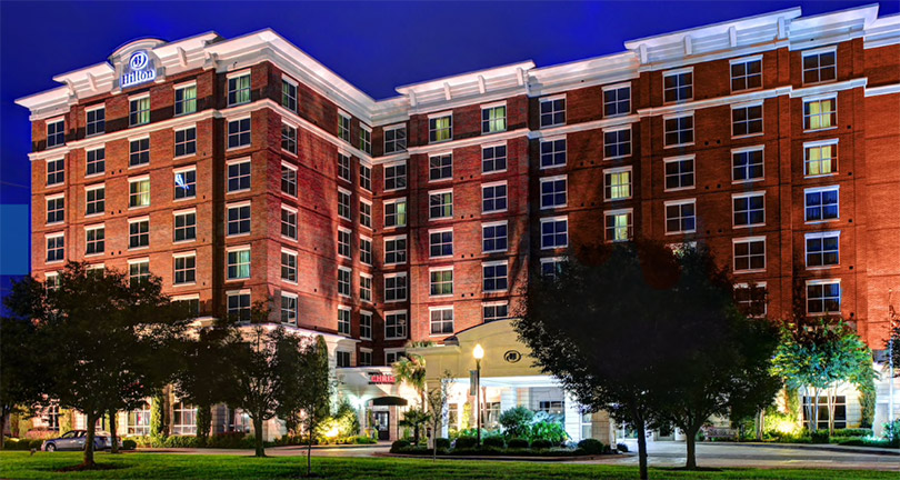 Hilton Columbia Center, Columbia Hotels