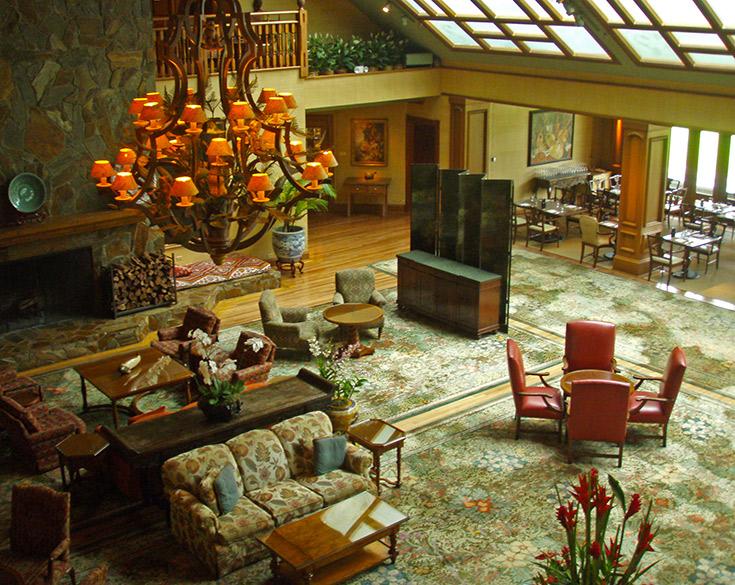 Great Room at Lanai Four Seasons at Koel'e