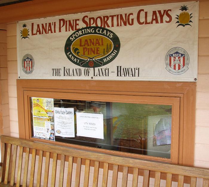 Lana'i Pine Sporting Clays