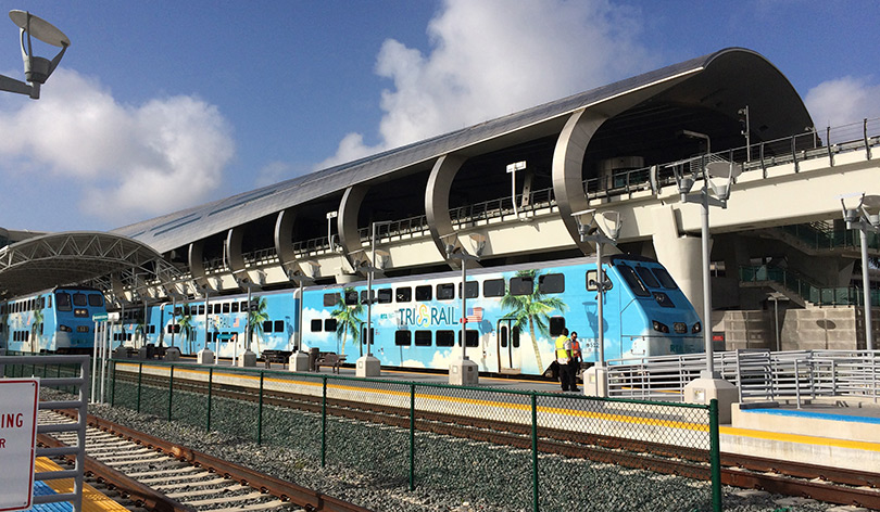 MIA Airport Station, Miami Transportation