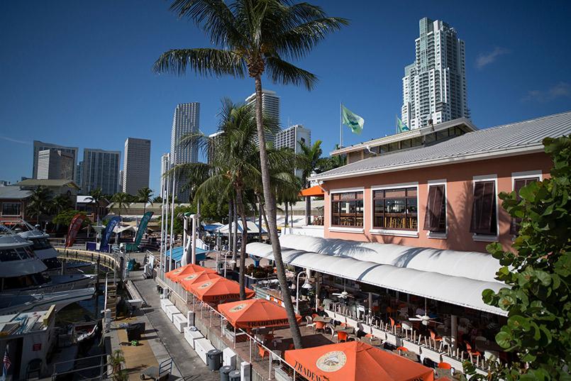 Bayside restaurants in Miami General Attractions