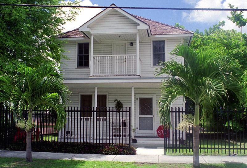 Dana A Dorsey House, Miami History