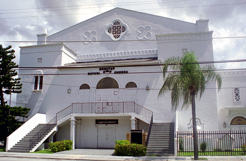 Greater Bethel AME Church, Miami Heritage Sites