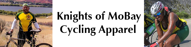 Knights of MoBay Cycling Apparel