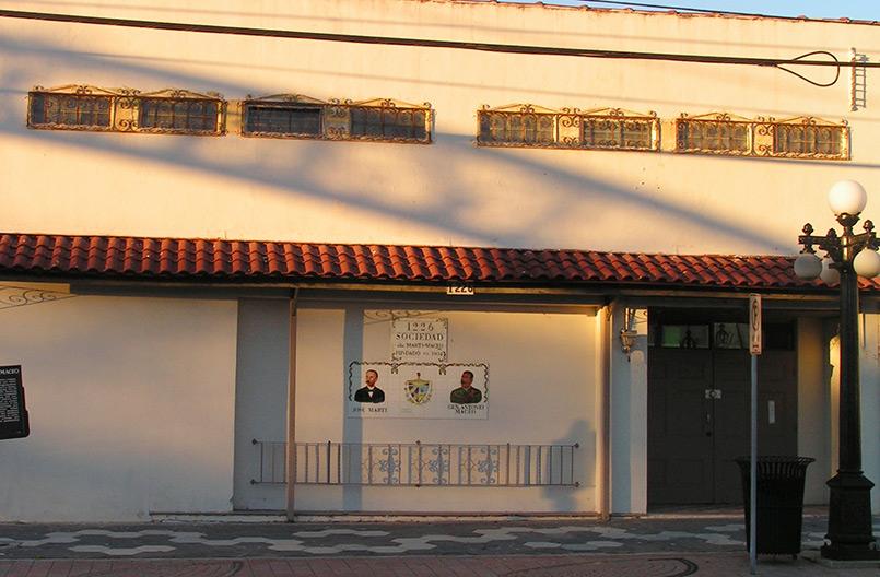Marti-Maceo Building in Tampa