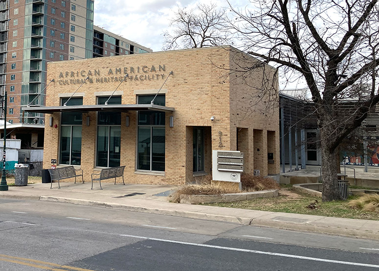 African American Cultural & Heritage Facility, Austin
