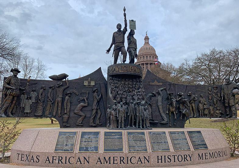 Austin Heritage Sites, Texas African American History Memorial
