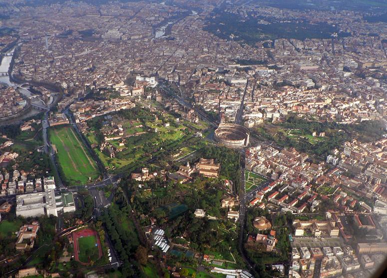 Above Rome Photos