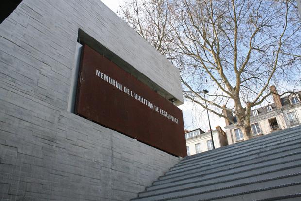 Memorial to the Abolition of Slavery, Nantes